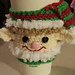 Christmas Elf Cup Cozy pattern