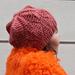 Lizard Pleats Hat pattern