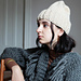 the Elora slouchy toque pattern