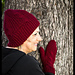 Thornhill Hat and Mittens pattern