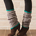 Diamonds Forever Leg Warmers pattern