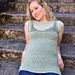Martha's Lacey Top pattern