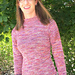 # 129 Top down Lightweight Pullover pattern