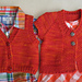#1301 Baby Vests pattern