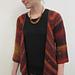 # 1302 Top Down Drape Front Cardigan pattern
