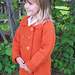 # 1304 Girls Double Breasted Coat pattern