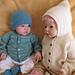 # 1506 Lightweight Baby Cardigan pattern
