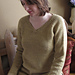 # 9726 Neck Down Pullover Tunic - Women pattern