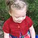 # 288 Little Girl's Shrug pattern