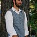 # 215 Basic Vest For Men pattern