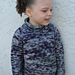 # 112 Children's Bulky Top down Pullover pattern
