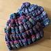 Super puffed beanie pattern