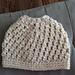 Gem's Chunky Bun Hat pattern