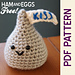 Hershey's Kiss pattern