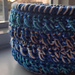Crossed Stitch Bowl pattern