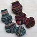Mojo Socks on the Sock Wonder pattern