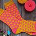 Hearts Socks pattern