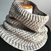 Hillview Road Cowl pattern
