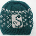 Slytherin Knit Hat (Harry Potter) pattern