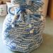 DYO (Design Your Own) Drawstring Bag pattern