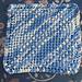 Diagonal Bee Stitch Cloth pattern