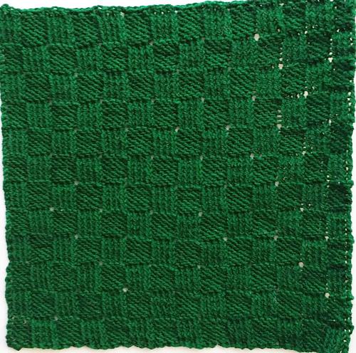 Twisted Basketweave Block by Judy M. Ellis, Handiwords Ltd LLC !!}