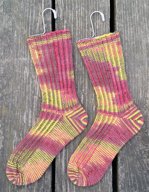 Favorite Beastly Socks by Judy M. Ellis, Handiwords Ltd LLC