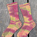 Favorite Beastly Socks pattern