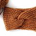 Phoenix Headband pattern
