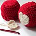 Heart Appliqué Hat pattern