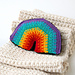 Over the Rainbow Softie pattern