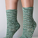 Plumage Socks pattern