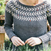Branches & Buds Pullover pattern