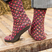 Lobelia Socks pattern