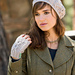 Whitewood Beret and Mitts pattern