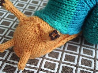 Ravelry: Garden Snail pattern by Hansi Singh