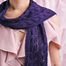 Ruffled Feathers Scarf pattern