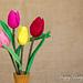 Tulip Flower pattern