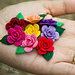 Mini Rose pattern