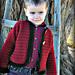 Cherise Toddler Cardigan 14-128T pattern