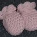 Scallop Edge Mittens pattern