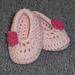 Flower Slippers pattern