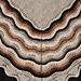 Traditional Shetland Hap pattern
