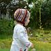 Frances Frilly Pixie Bonnet pattern