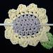 Flower hair stick pattern
