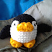 Pickles the Penguin pattern