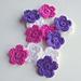Five Petal Flower pattern