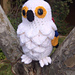 Lumo the Snowy Owl pattern