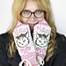 Kitten Mittens pattern