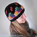 Tetris Hat pattern